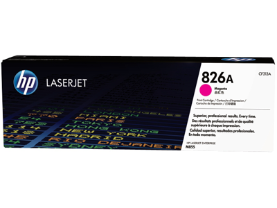 HP 826A Magenta Original LaserJet Toner Cartridge