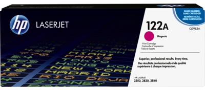 HP 122A Magenta Original LaserJet Toner Cartridge