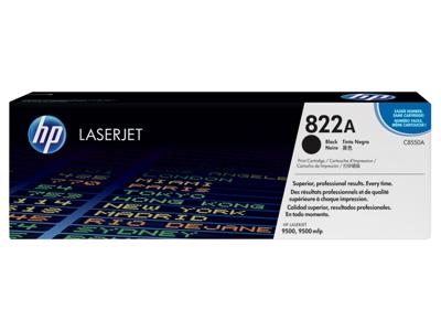 HP 822A Black Original LaserJet Toner Cartridge