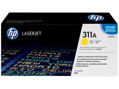 HP 311A Yellow Original LaserJet Toner Cartridge