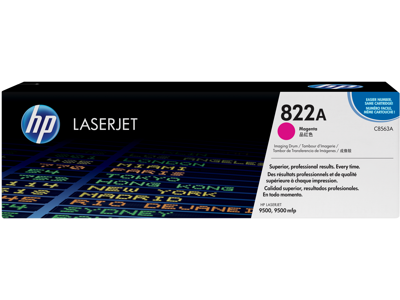 HP 822A Magenta LaserJet Imaging Drum