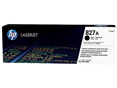 HP 827A Black Original LaserJet Toner Cartridge