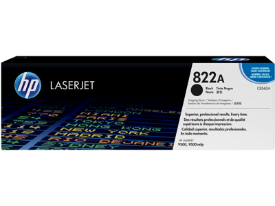 HP 822A Black LaserJet Imaging Drum