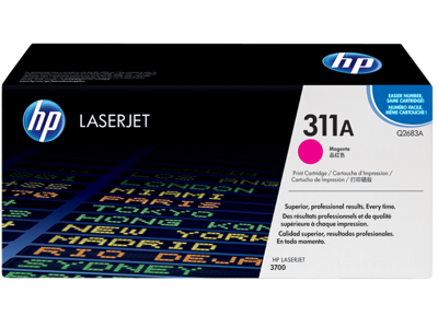 HP 311A Magenta Original LaserJet Toner Cartridge