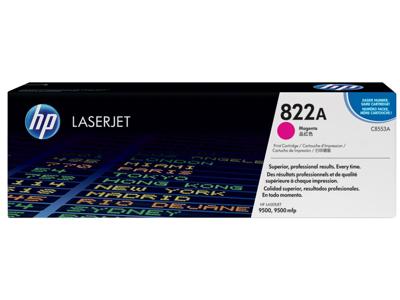 HP 822A Magenta Original LaserJet Toner Cartridge