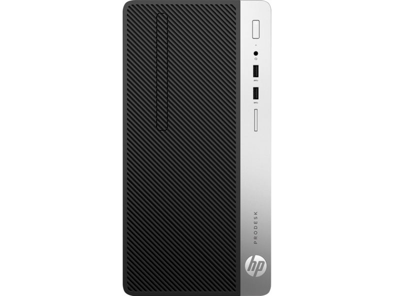 HP ProDesk 400 G5 micro tower - Core i5 8500 3 GHz - 8 GB - 256 GB - QWERTY  UK