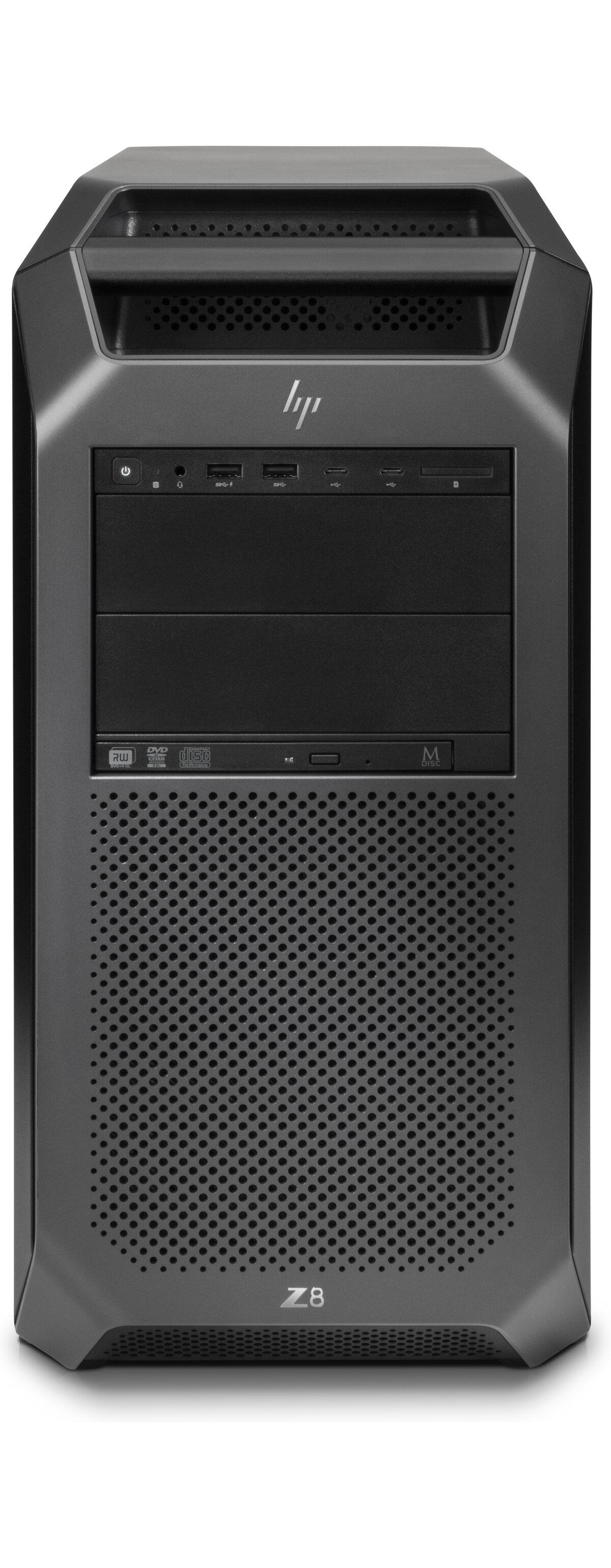 Workstation Z8 G4 TW - 5120 - 64GB RAM - 256GB SSD - Win10 Pro - Azerty  Belgian