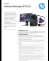 Workstation HP Z4 G4 3SE88LA Xeon W-2102 16GB 1TB | intercompras