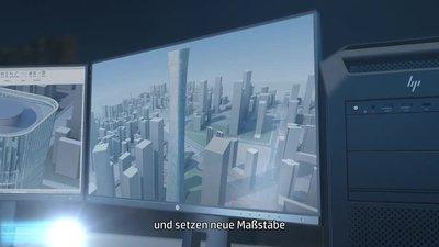 Z6 G4 Workstation, Komplett-PC (schwarz, Windows 10 Pro for Workstations  64-Bit)