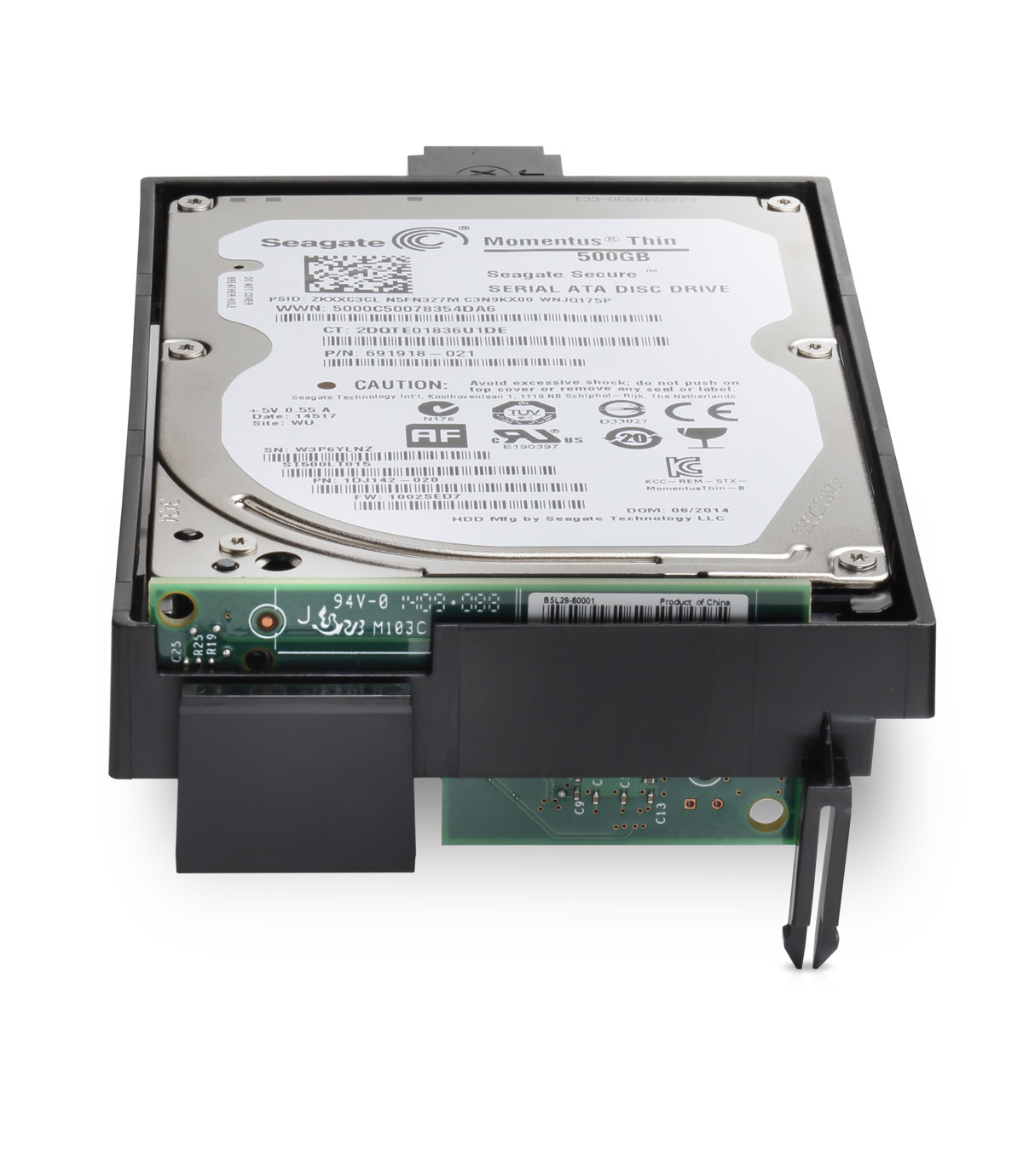 Product Hp High Performance Secure Hard Disk Drive Hardisk Internal Pc 500gb Seagate Slide 1 Of 2show Larger Image