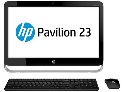 7b476f48f970 HP Pavilion 23-Inch All-in-One Desktop Computer (23-g116)