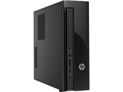 HP Slimline Desktop - 450-a120 (ENERGY STAR)