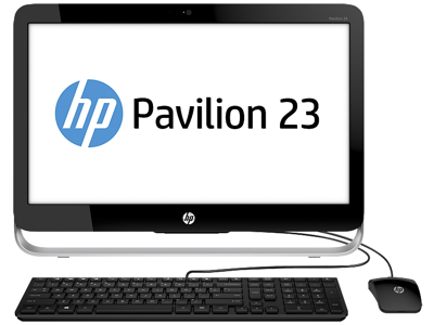 HP Pavilion 23-g010 All-in-One Desktop PC (ENERGY STAR)