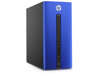 HP Pavilion Desktop - 550-110