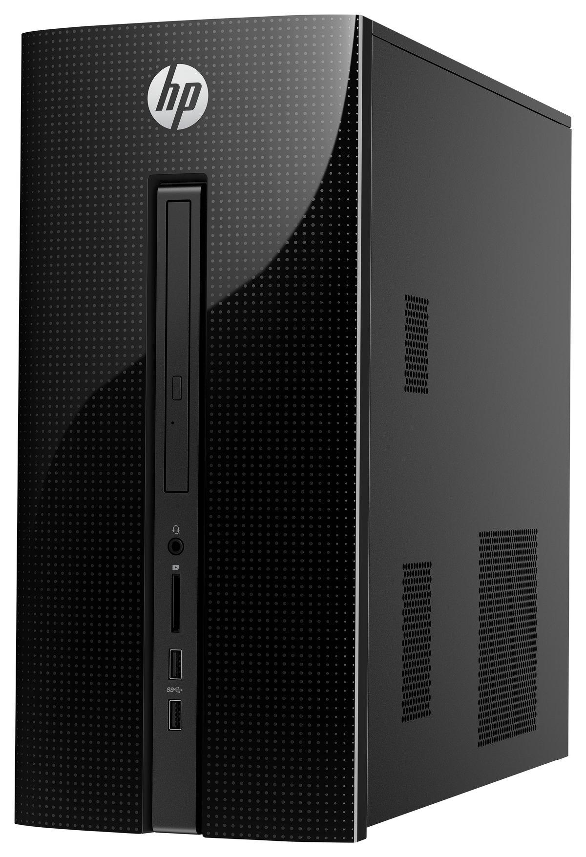 HP 251-a20 Desktop Computer, AMD A6 (L9L34AA#ABA)