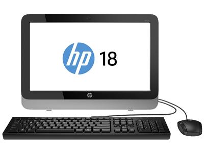HP 18-5110 All-in-One Desktop PC