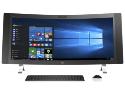 HP ENVY Curved All-in-One - 34-a150