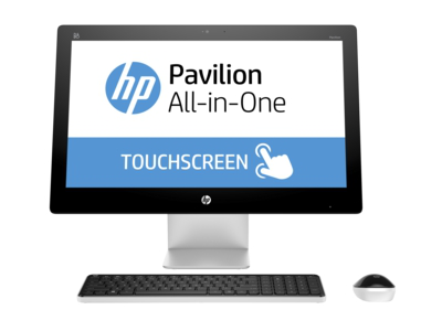 HP Pavilion All-in-One - 23-q140 (Touch)