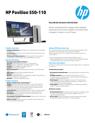 HP Pavilion 550-110