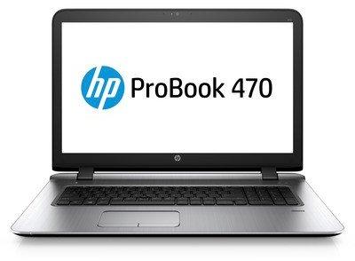 HP ProBook 470 G3 Notebook PC (ENERGY STAR)