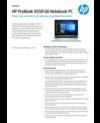 HP ProBook 455R G6 Notebook PC