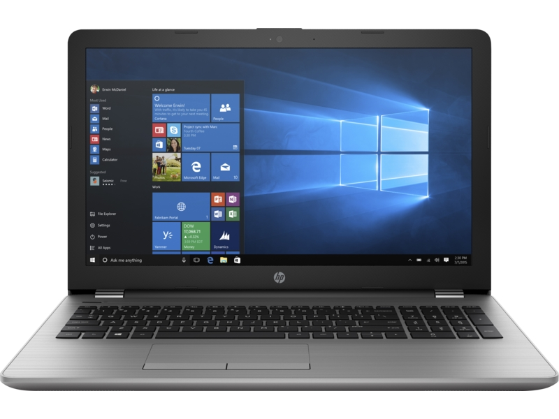 slide 1 of 3,show larger image, hp 250 g6 notebook pc