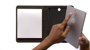 HP Pro Slate 8 Paper Folio