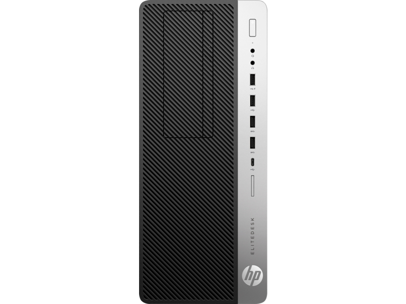 slide 3 of 5,zoom in, hp elitedesk 800 g5 tower pc