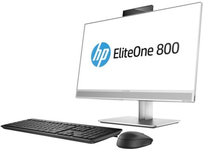 HP EliteOne 800 G4 - all-in-one - Core i5 8500 3 GHz - 8 GB - 256 GB - LED  23 8