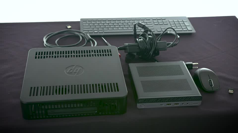HP EliteDesk 800 G4 SFF Business Desktop (4DP54UT#ABA