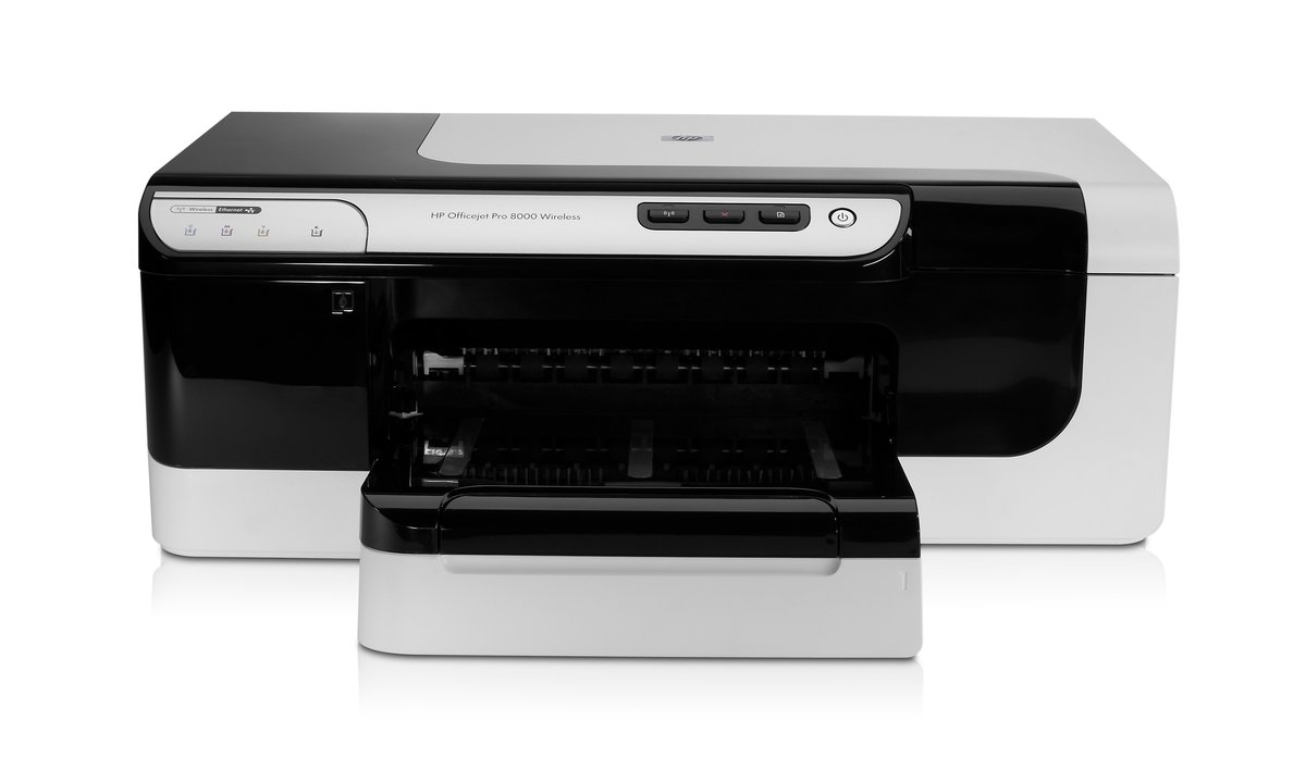 HP Officejet Pro 8000 Wireless Color Inkjet Printer by Office Depot &  OfficeMax