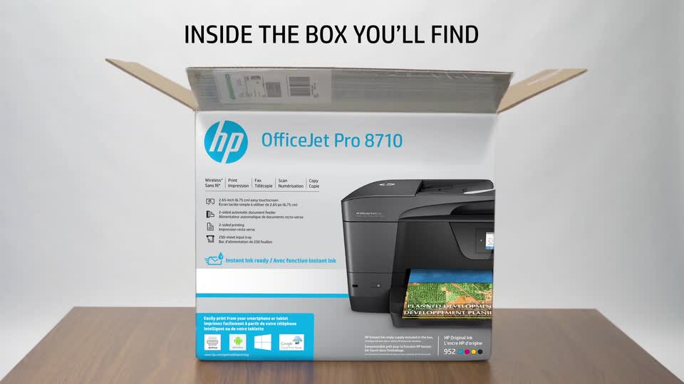 Hp Officejet Pro 8710 All In One Printer | All-in-one Printers
