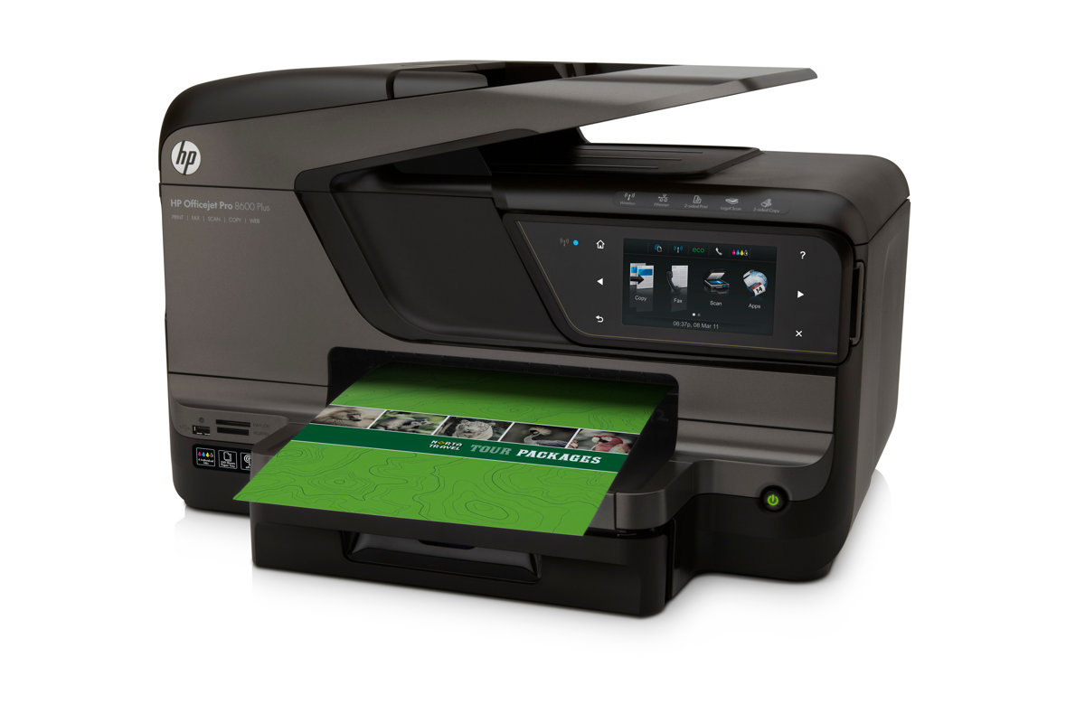 hp officejet pro 8600 plus e all in one printer copier scanner fax rh officedepot com hp 8600 plus user manual hp officejet pro 8600 plus user guide