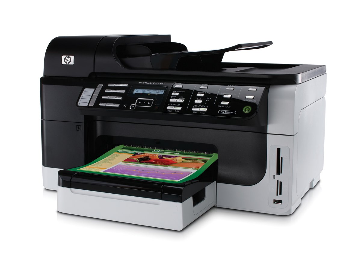 HP Officejet Pro 8500 Color Flatbed All In One by Office Depot & OfficeMax