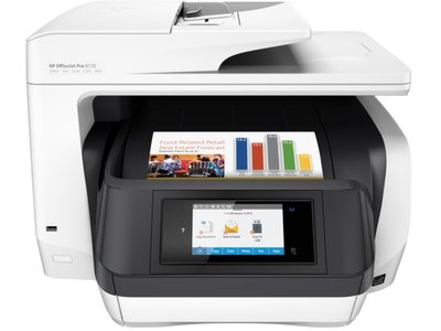 HP OfficeJet Pro 8720 All-in-One 印表機
