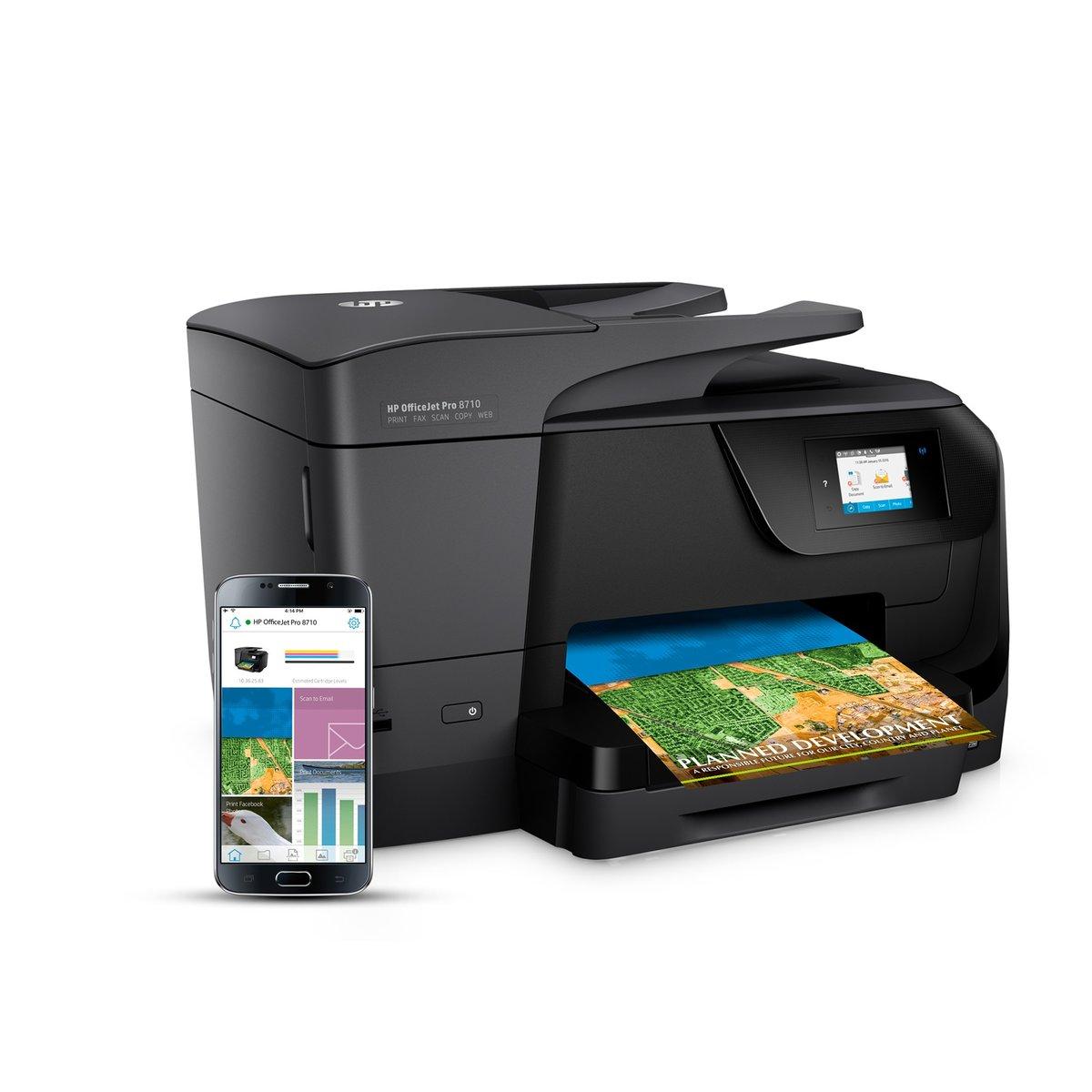 pdf scanner software for hp printer