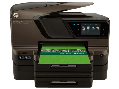 HP Officejet Pro 8600 Premium e-All-in-One - N911n