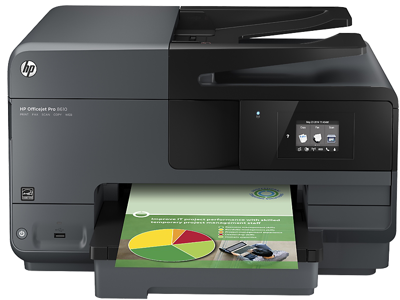 HP Officejet Pro 8610 e-All-in-One printer | HP ...