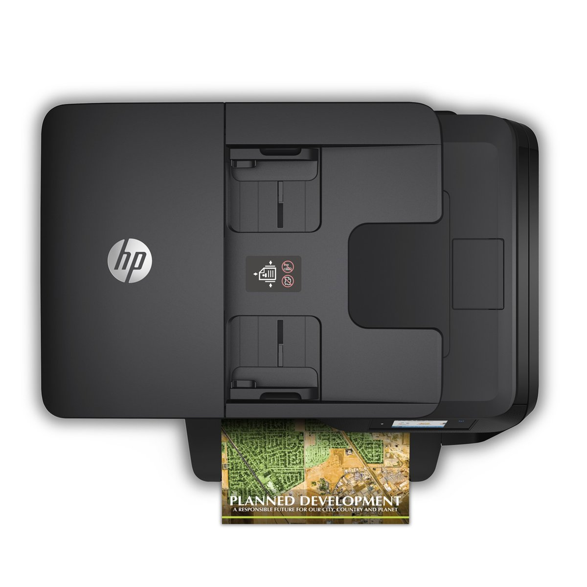 Hp Officejet Pro 8710 All In One Inkjet Printer Staples