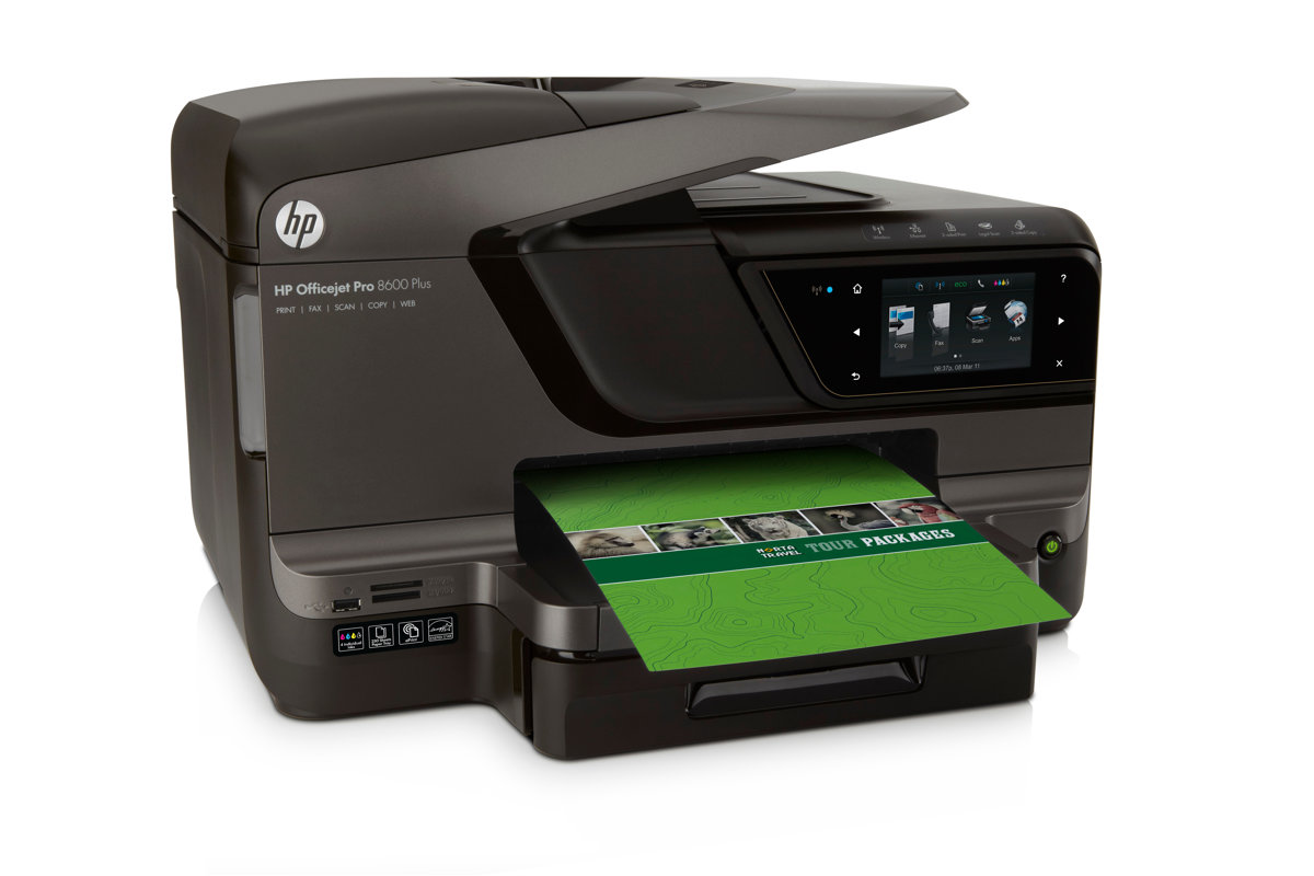 hp officejet pro 8600 plus e all in one printer copier scanner fax rh officedepot com HP Officejet Pro 8600 Manual HP 8600 Pro