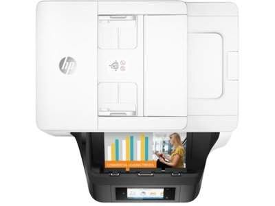 HP OfficeJet Pro 8730 All-in-One 印表機