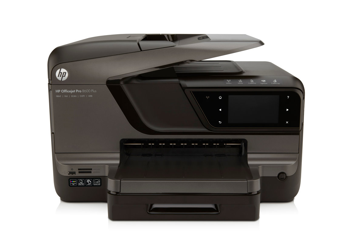 HP Officejet Pro 8600 Plus e All In One Printer Copier Scanner Fax by  Office Depot & OfficeMax