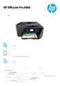 HP OfficeJet Pro 6960 - Traditional Chinese