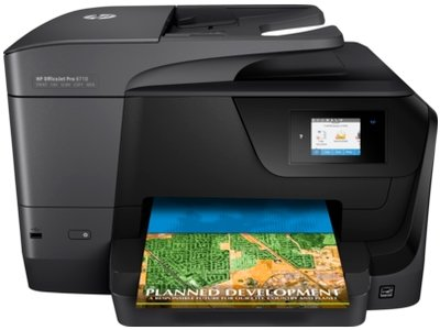 HP OfficeJet Pro 8718 All-in-One Printer