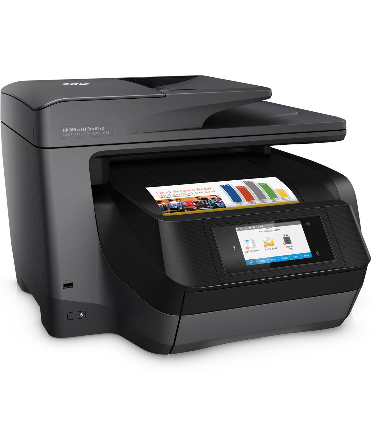 e and mfd all function one hp printers reviews officejet pro techradar pc review multi office in peripherals scanners jet mac