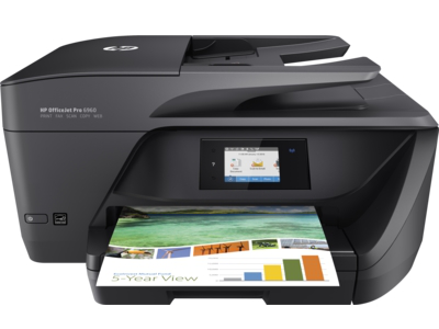 HP OfficeJet Pro 6960 All-in-One 印表機