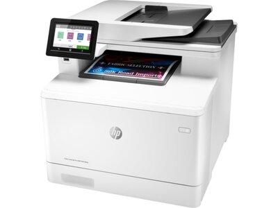 Refurbished: HP Color LaserJet CB495A Workgroup Color Laser