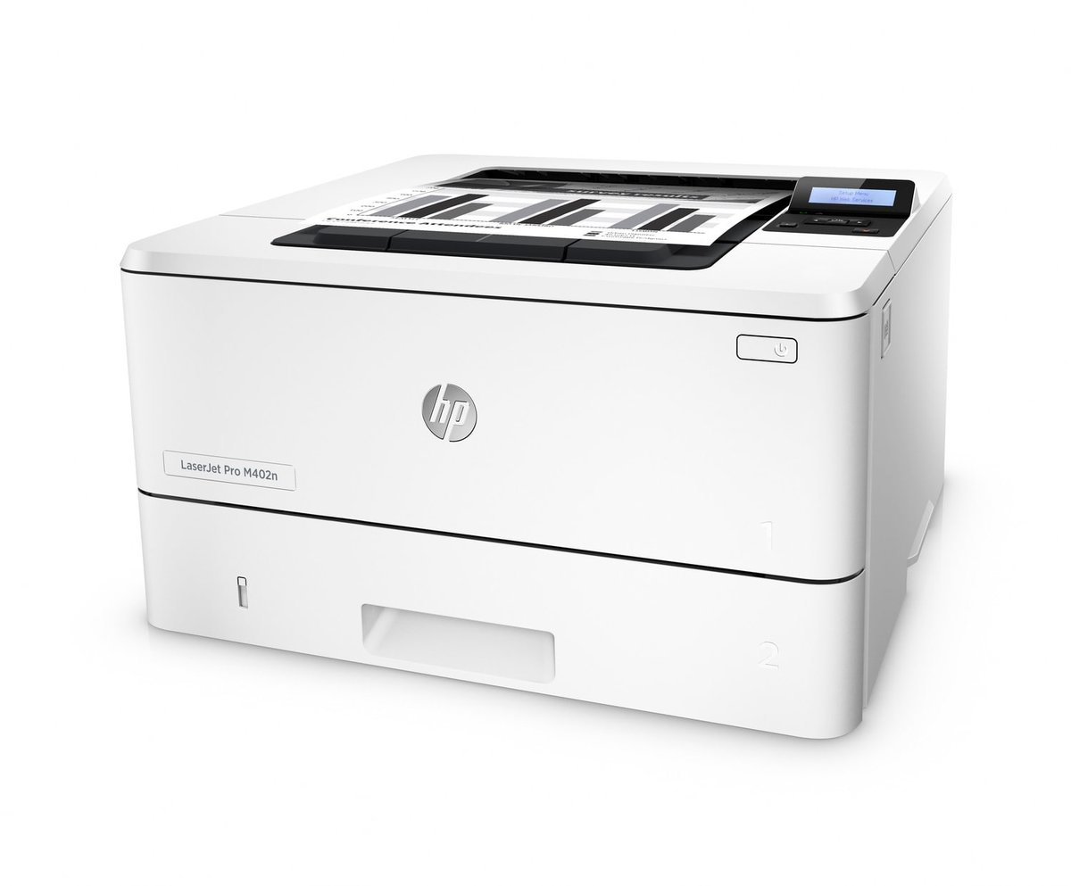 HP 2035 Entry Level Laser Printer: Description and Specifications
