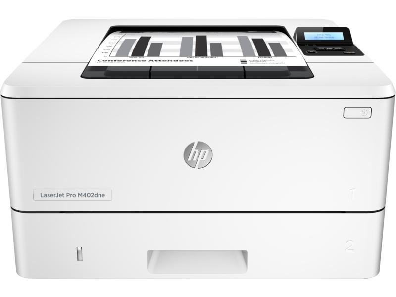 HP LaserJet Pro M402dne | Product Details | shi com