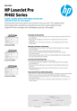 APJ Datasheet for HP LaserJet Pro M402 Series (English) (English)